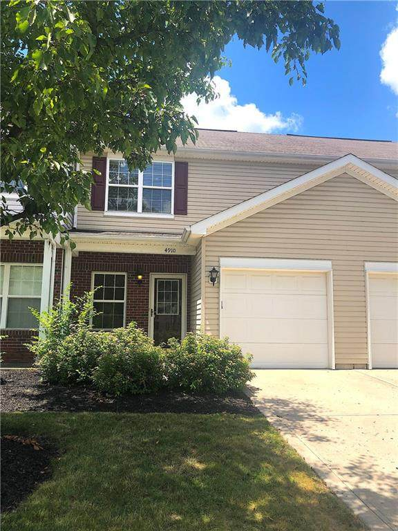 4910 Tuscany Lane, Indianapolis, IN 46254 (MLS #21728138) :: Anthony Robinson & AMR Real Estate Group LLC
