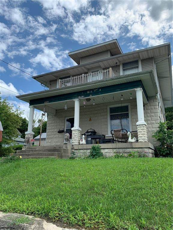1009 New York Avenue, New Castle, IN 47362 (MLS #21728361) :: Mike Price Realty Team - RE/MAX Centerstone