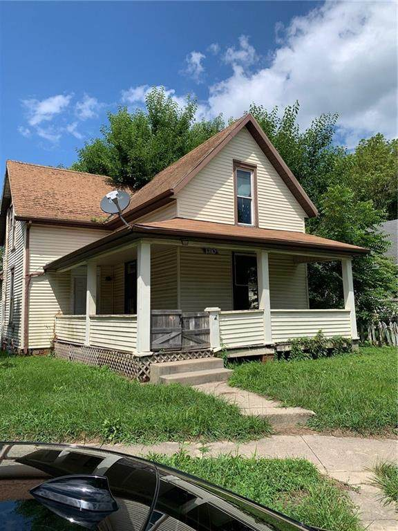 1310 Circle Street, New Castle, IN 47362 (MLS #21728367) :: Anthony Robinson & AMR Real Estate Group LLC