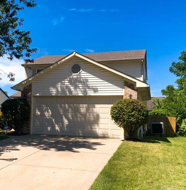 2238 Historic Oaks Boulevard, Indianapolis, IN 46214 (MLS #21728647) :: Mike Price Realty Team - RE/MAX Centerstone
