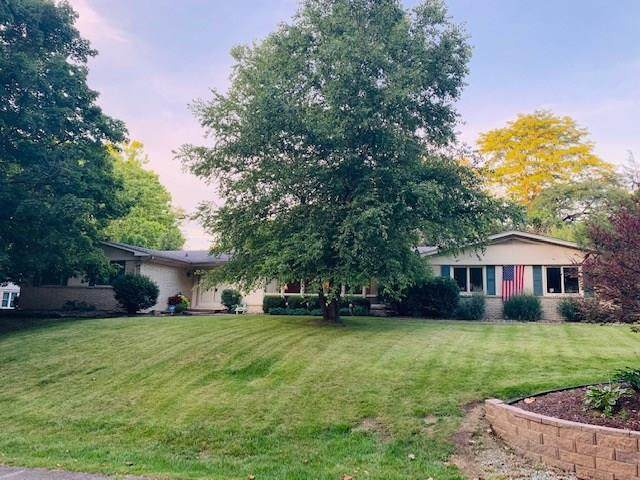 36 Spring Valley Drive, Anderson, IN 46011 (MLS #21728888) :: AR/haus Group Realty