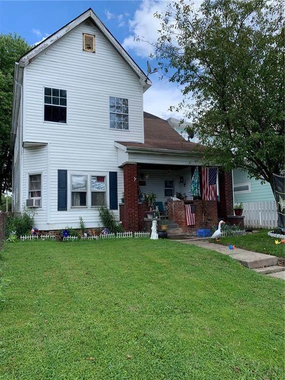 1129 Laurel Street, Indianapolis, IN 46203 (MLS #21728965) :: AR/haus Group Realty