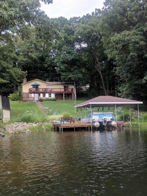 1799 E White Oak Lane, Martinsville, IN 46151 (MLS #21729296) :: The ORR Home Selling Team