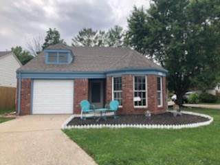 3751 Smallwood Lane W, Indianapolis, IN 46214 (MLS #21729362) :: David Brenton's Team