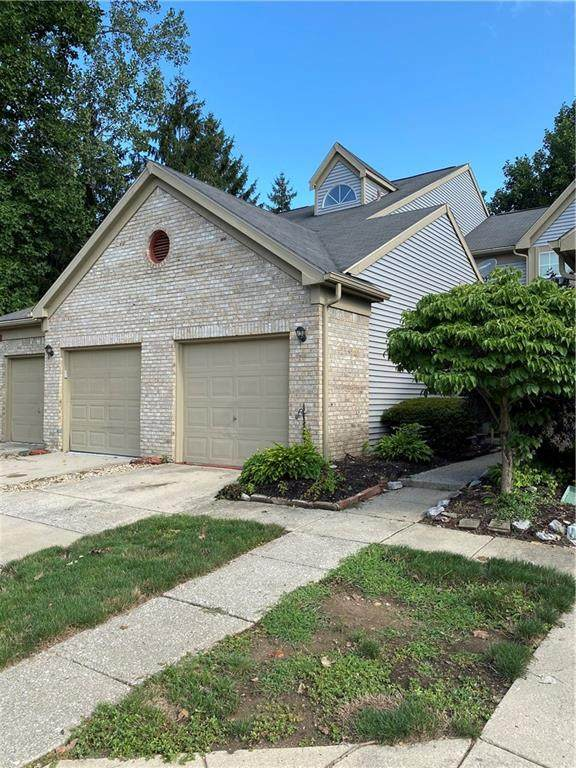 7608 Reflections Drive #5, Indianapolis, IN 46214 (MLS #21730026) :: The ORR Home Selling Team