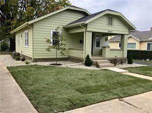 3623 Main Street, Anderson, IN 46013 (MLS #21730308) :: Mike Price Realty Team - RE/MAX Centerstone