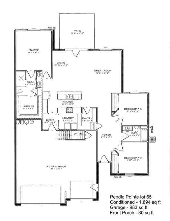 308 Bay Ridge Drive, Pendleton, IN 46064 (MLS #21730348) :: Richwine Elite Group