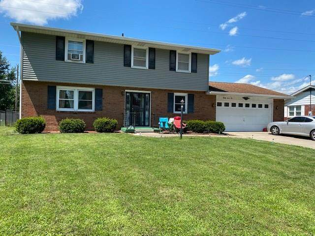 2710 Flintwood Drive, Columbus, IN 47203 (MLS #21730396) :: Mike Price Realty Team - RE/MAX Centerstone