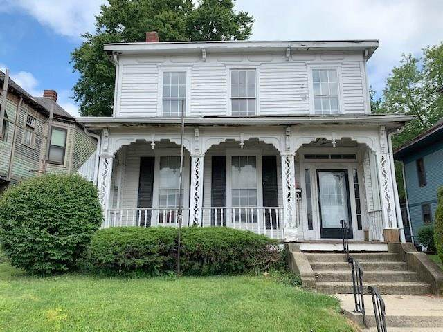 234 W Main Street, Greenfield, IN 46140 (MLS #21731042) :: Mike Price Realty Team - RE/MAX Centerstone