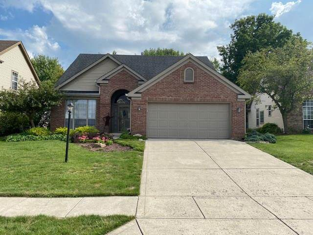 10322 Lakeland Drive, Fishers, IN 46037 (MLS #21731107) :: AR/haus Group Realty