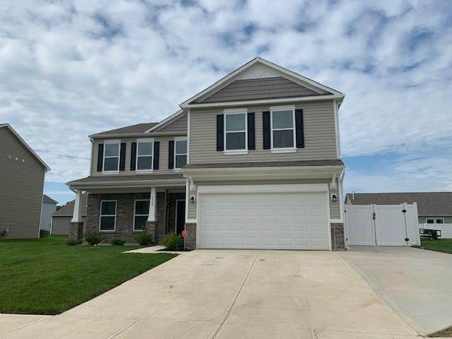 2088 Deer Valley Court, Columbus, IN 47201 (MLS #21731335) :: Richwine Elite Group
