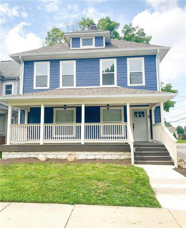 942 Jefferson Avenue, Indianapolis, IN 46201 (MLS #21731964) :: Realty ONE Group Dream