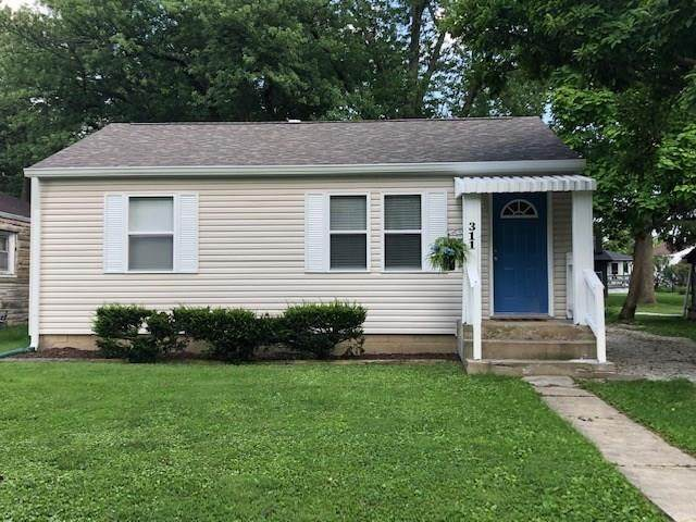 311 S 9th Avenue, Beech Grove, IN 46107 (MLS #21732508) :: Anthony Robinson & AMR Real Estate Group LLC