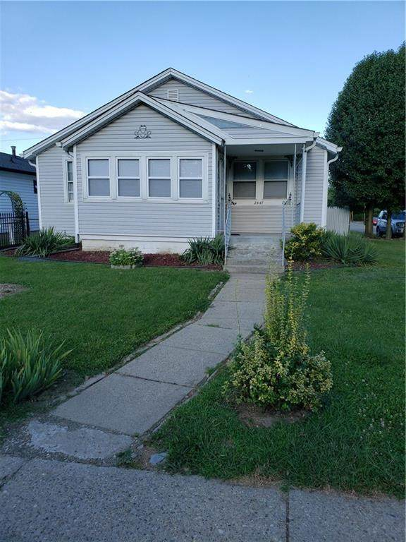 2447 Harlan Street, Indianapolis, IN 46203 (MLS #21732565) :: Mike Price Realty Team - RE/MAX Centerstone