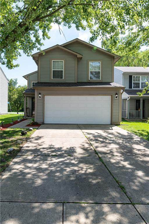 10305 Liverpool Way, Lawrence, IN 46236 (MLS #21732613) :: Mike Price Realty Team - RE/MAX Centerstone