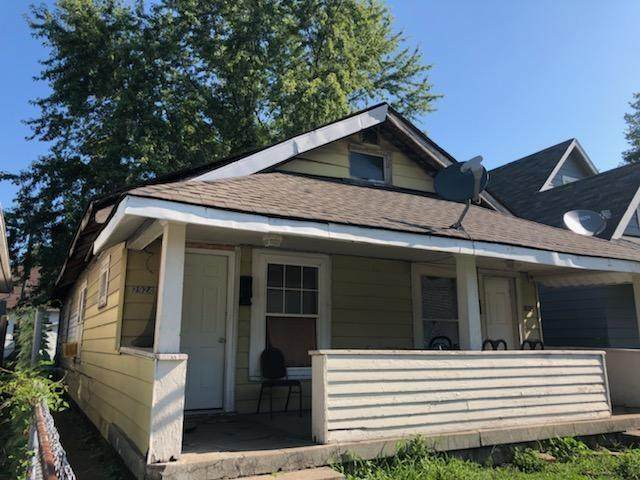 2922 W 10th Street, Indianapolis, IN 46222 (MLS #21734056) :: Mike Price Realty Team - RE/MAX Centerstone