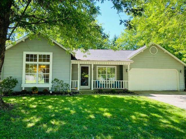 9172 Hadway Drive, Indianapolis, IN 46256 (MLS #21734088) :: Mike Price Realty Team - RE/MAX Centerstone