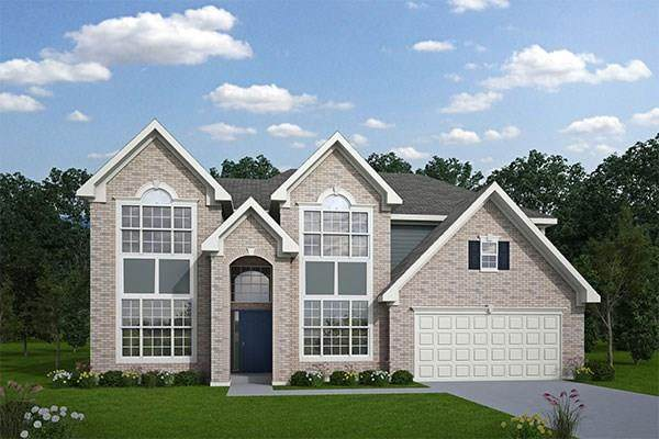 10460 Courageous Drive, Indianapolis, IN 46236 (MLS #21734182) :: The Evelo Team