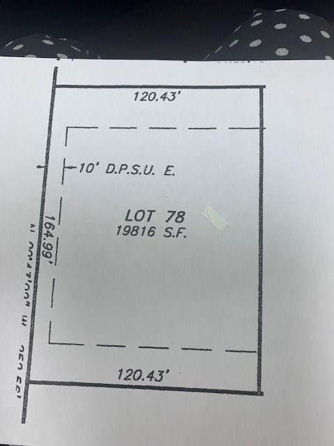 Lot #78 Bluebird Lane, Seymour, IN 47274 (MLS #21734355) :: Dean Wagner Realtors