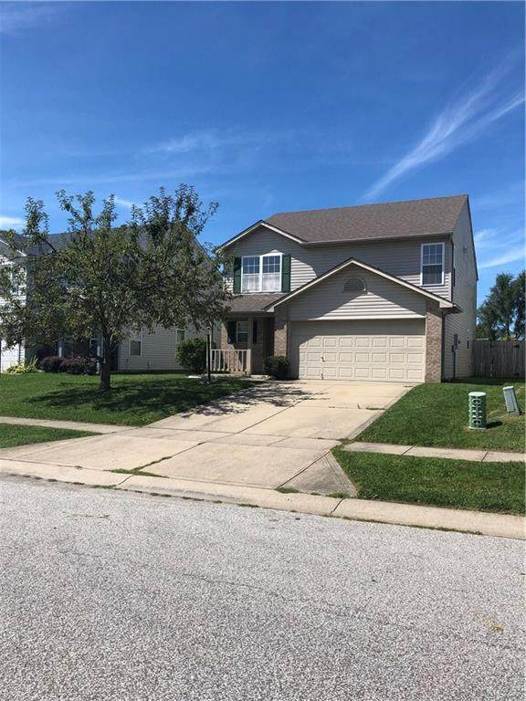 1328 Osprey Way, Greenwood, IN 46143 (MLS #21734380) :: Mike Price Realty Team - RE/MAX Centerstone