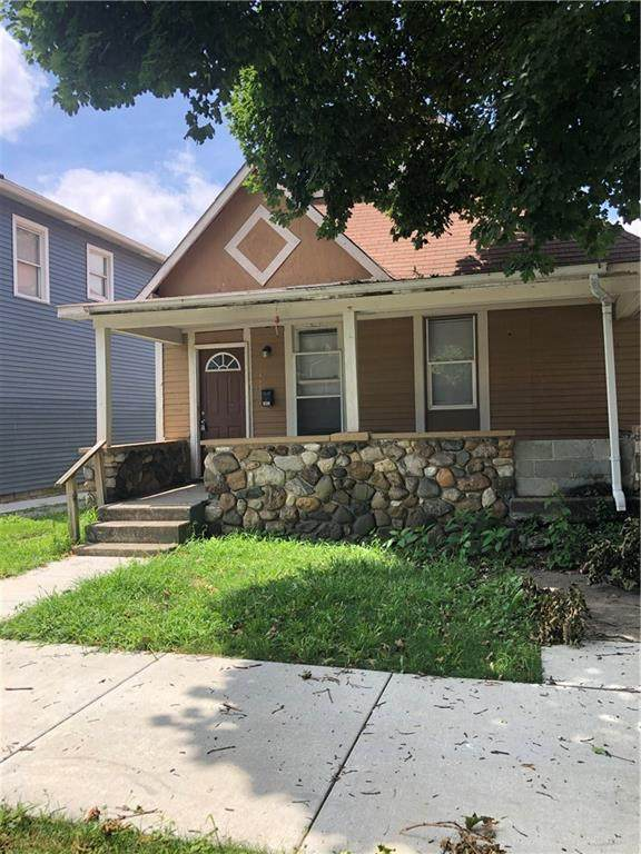 1862 Barth Avenue, Indianapolis, IN 46203 (MLS #21734394) :: Heard Real Estate Team | eXp Realty, LLC