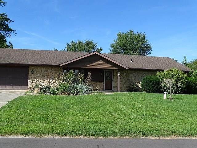 3608 W Woodstock Lane, Muncie, IN 47302 (MLS #21734769) :: Heard Real Estate Team | eXp Realty, LLC