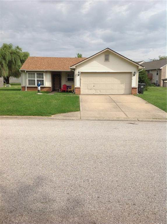 856 E Fleetwood Drive, Greensburg, IN 47240 (MLS #21735311) :: The ORR Home Selling Team