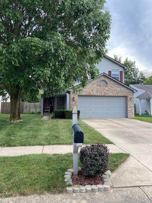 3433 Mechanicsburg Drive, Indianapolis, IN 46227 (MLS #21735433) :: Dean Wagner Realtors