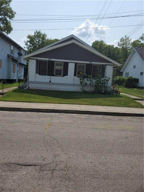 451 W 28, Indianapolis, IN 46208 (MLS #21735628) :: Mike Price Realty Team - RE/MAX Centerstone