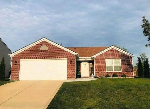 2563 Monarchy Lane, Greenwood, IN 46143 (MLS #21735997) :: Anthony Robinson & AMR Real Estate Group LLC
