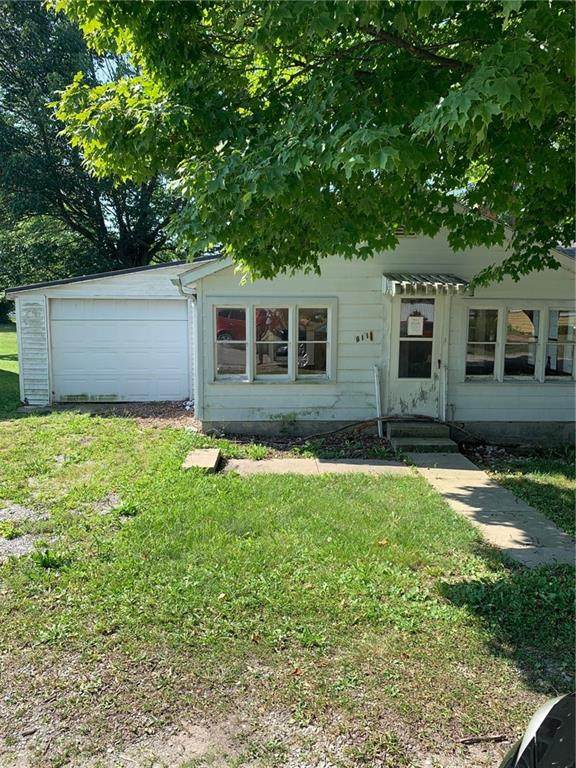 611 South Street, Eaton, IN 47368 (MLS #21736887) :: The ORR Home Selling Team