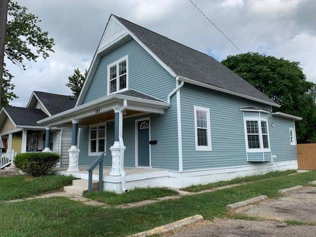 2169 Singleton Street, Indianapolis, IN 46203 (MLS #21736895) :: The ORR Home Selling Team