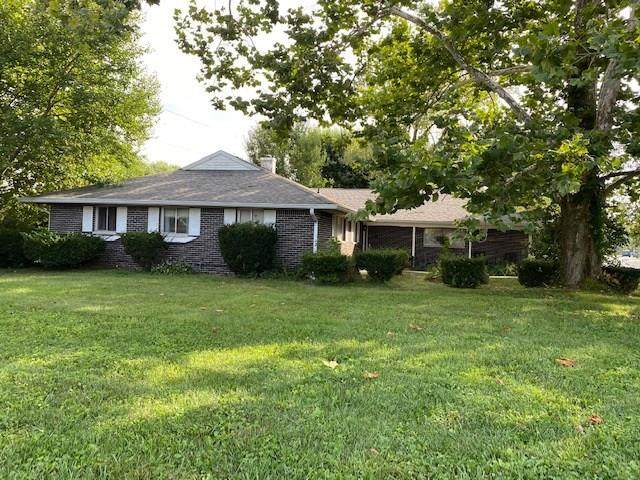 1291 Tanglewood Drive, Greenwood, IN 46142 (MLS #21736929) :: Anthony Robinson & AMR Real Estate Group LLC