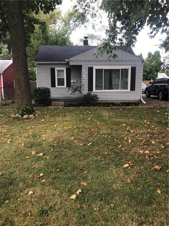 1752 E 52nd Street, Indianapolis, IN 46205 (MLS #21736973) :: Anthony Robinson & AMR Real Estate Group LLC