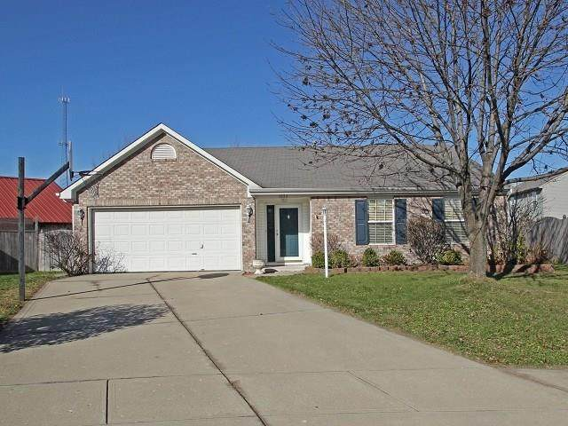 1052 Sunflower Court, Franklin, IN 46131 (MLS #21737163) :: Mike Price Realty Team - RE/MAX Centerstone