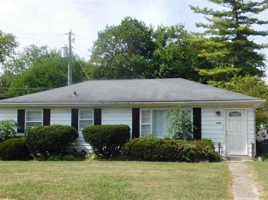 1709 N Rosewood Avenue, Muncie, IN 47304 (MLS #21737191) :: Richwine Elite Group