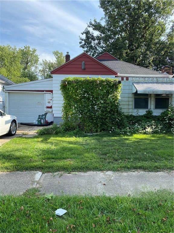 4713 E 16th Street, Indianapolis, IN 46201 (MLS #21737203) :: Richwine Elite Group