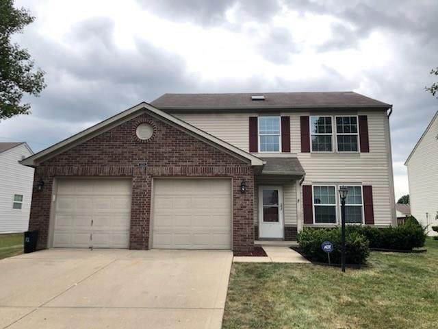 2221 Prairie Fire Lane, Indianapolis, IN 46229 (MLS #21737369) :: Mike Price Realty Team - RE/MAX Centerstone