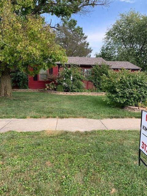 1701 S 9th Avenue, Beech Grove, IN 46107 (MLS #21737391) :: Richwine Elite Group