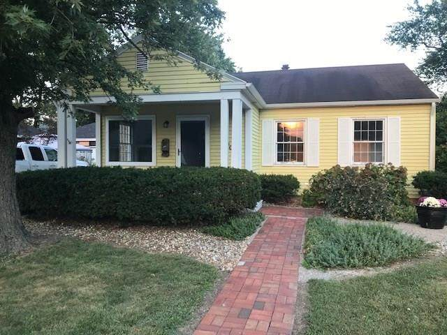 490 N 16th Street, Noblesville, IN 46060 (MLS #21737693) :: Mike Price Realty Team - RE/MAX Centerstone