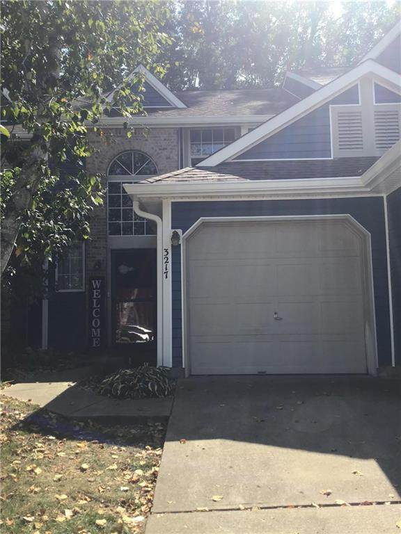 3217 E Oceanline Drive, Indianapolis, IN 46214 (MLS #21737770) :: Mike Price Realty Team - RE/MAX Centerstone