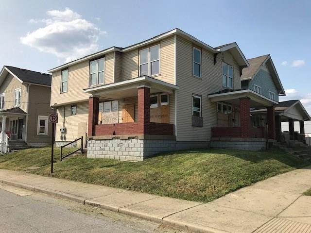 302 N Walcott Street, Indianapolis, IN 46201 (MLS #21737977) :: Mike Price Realty Team - RE/MAX Centerstone
