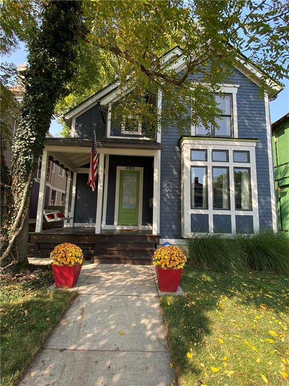 2122 N Delaware Street, Indianapolis, IN 46202 (MLS #21738268) :: Mike Price Realty Team - RE/MAX Centerstone