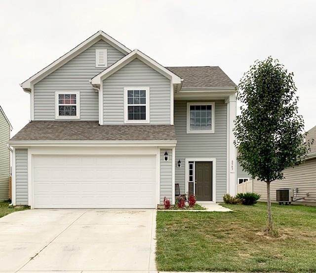 8543 Pippen Place, Camby, IN 46113 (MLS #21738543) :: Anthony Robinson & AMR Real Estate Group LLC