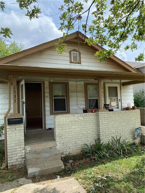 1533 Kappes Street, Indianapolis, IN 46221 (MLS #21738737) :: AR/haus Group Realty