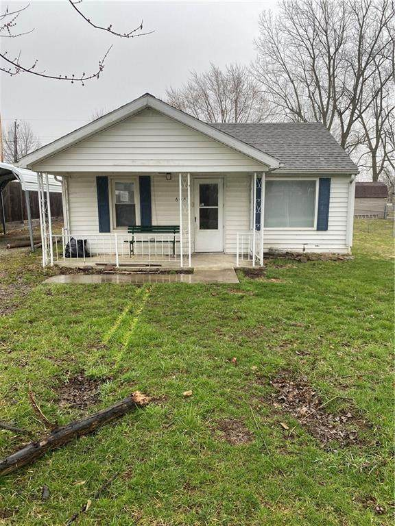 604 N Bauer Street, Muncie, IN 47303 (MLS #21739265) :: Heard Real Estate Team | eXp Realty, LLC