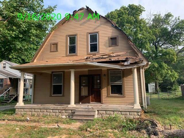 5334 Burgess Avenue, Indianapolis, IN 46219 (MLS #21739317) :: Mike Price Realty Team - RE/MAX Centerstone