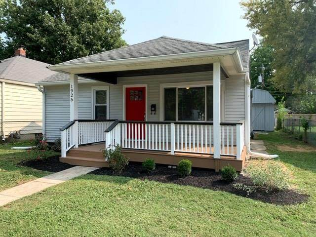 1925 N Colorado Avenue, Indianapolis, IN 46218 (MLS #21739343) :: Richwine Elite Group