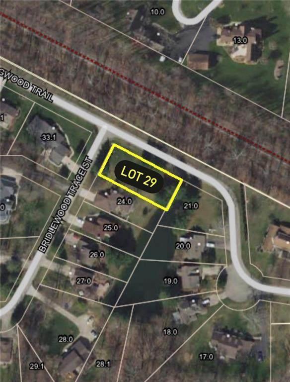0 Dogwood Trail, Batesville, IN 47006 (MLS #21739345) :: JM Realty Associates, Inc.