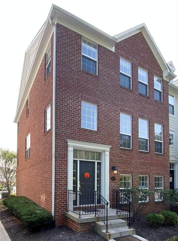 1056 Cavendish Drive, Carmel, IN 46032 (MLS #21739393) :: Heard Real Estate Team   eXp Realty, LLC
